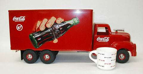 10th Limited Edition Coke Truck (CLOSED EDITION)