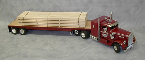 8th Kenworth Limited Edition issued by the All American Toy Co. (CLOSED EDITION)
