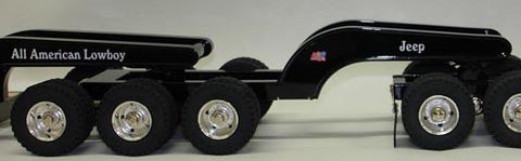 Jeep - 3 axel for the All American Lowboy Trailers - NOW AVAILABLE