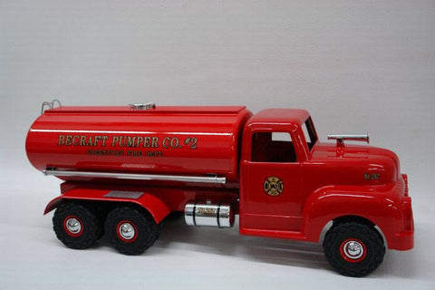 Red Fire Tender - NOW AVAILABLE