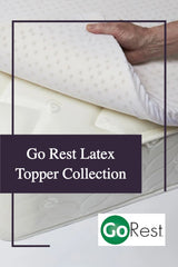 Go Rest topper collection