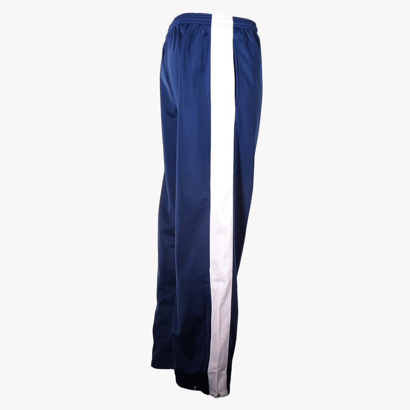 #A910 / Dash Piqué Striped Tricot Pant