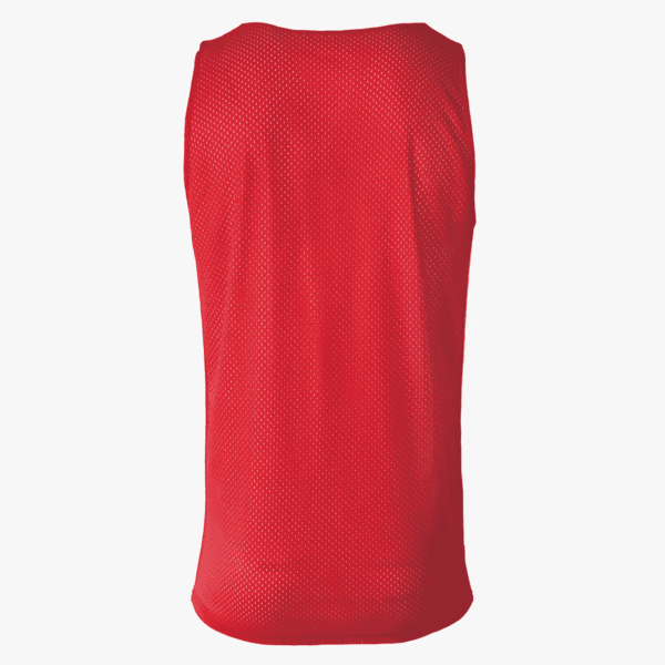 #B110 / Core Mesh Men's Reversible Practice Tank