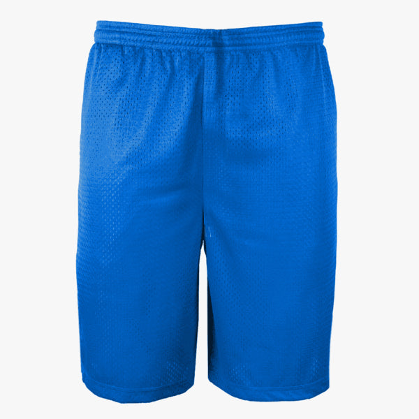 "#B319 / Core Mesh Men's Short with Pockets (9"" Inseam)"
