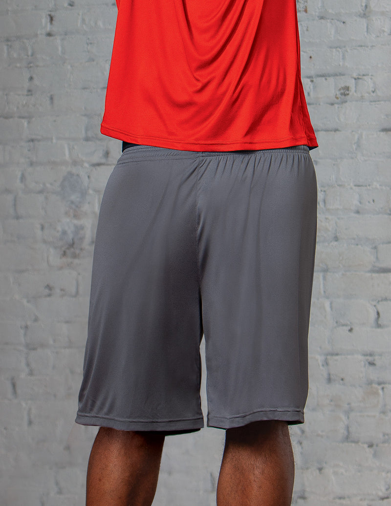 #D322 / Victory Men's Training Short Without Pockets