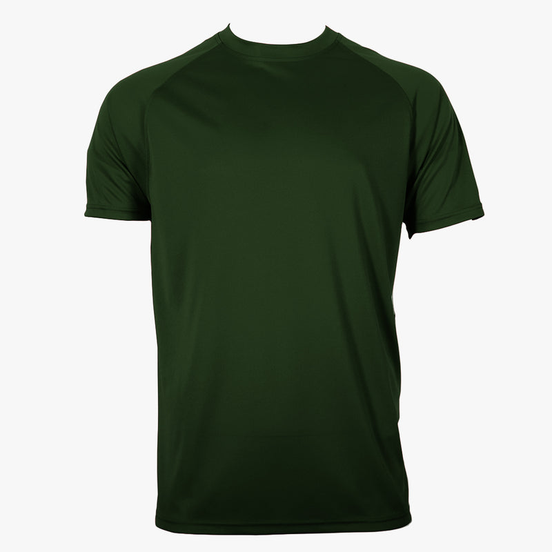 #E148 / Basic Training Men's Mesh-Back Tee