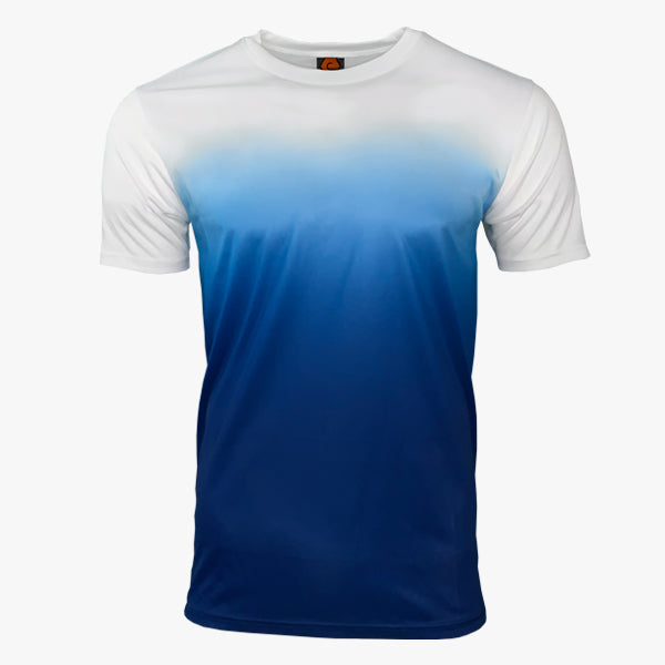 #E160Y / Basic Training Youth Gradient SS Tee