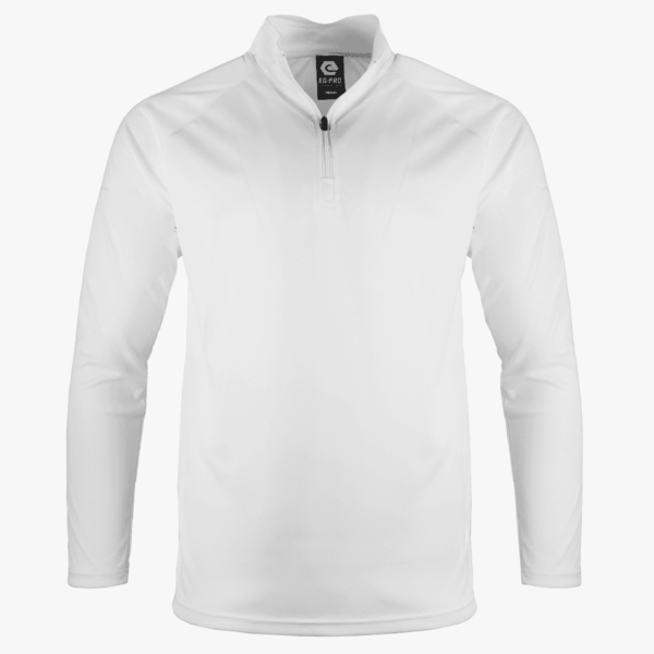 #E213 / Basic Training Men's Long Sleeve 1/4 Zip
