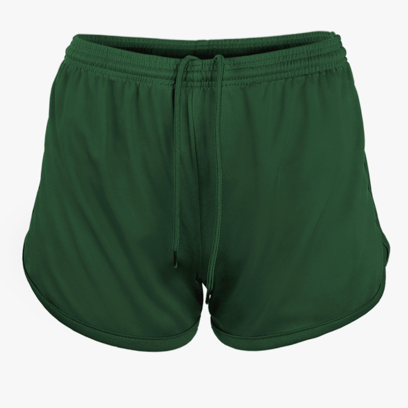 #E327 / Basic Training Women's Scallop Short