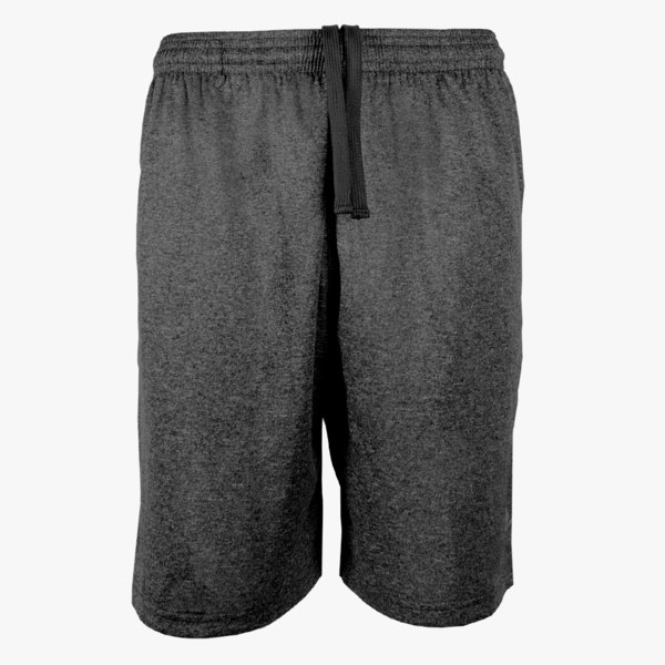 #F321Y / Titanium Heather Youth Short