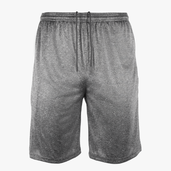 "#F326 / Titanium Heather Men's Short (9"" Inseam)"