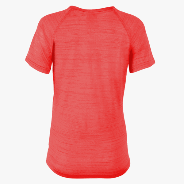 #G122 / Defender Heather Women's V-Neck Tee