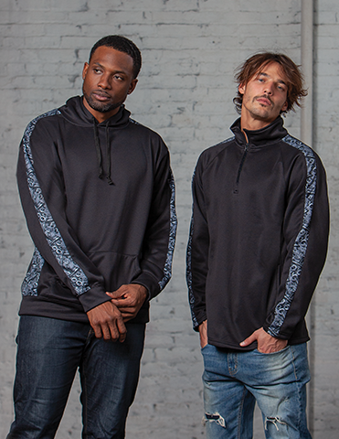 #J109-71 / Nuts & Bolts Men's Fleece Hoodie