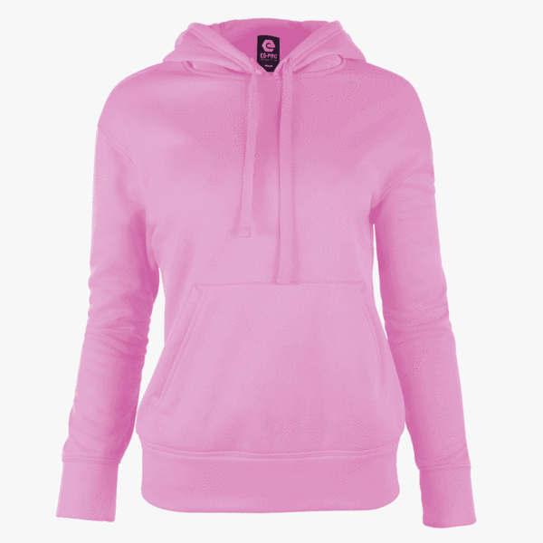 #J724 / Tech Fleece Women's Pullover Hoodie