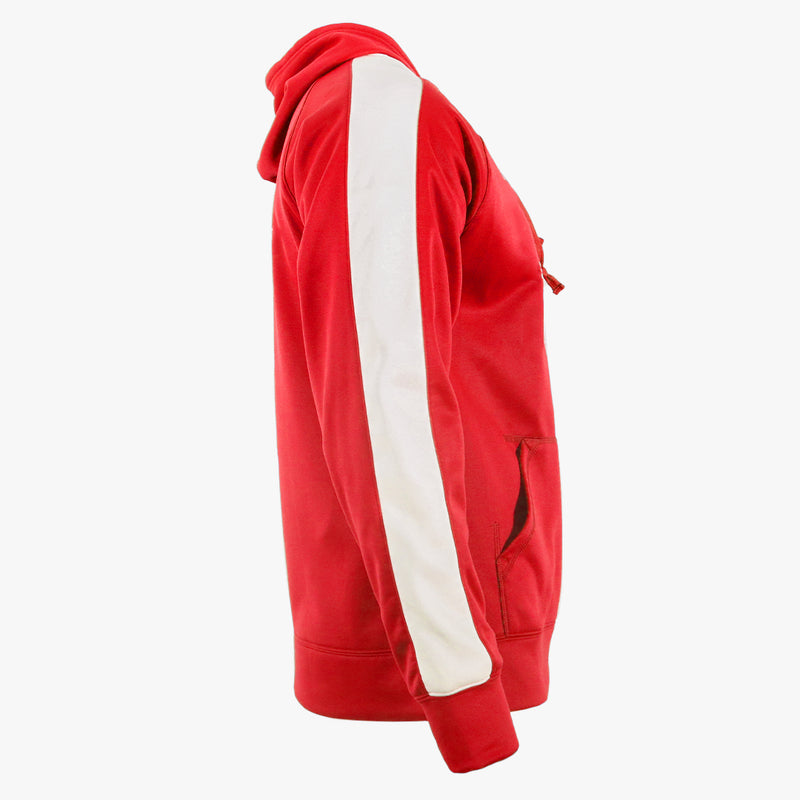 #J727 / Tech Fleece Men's Striped Hoodie