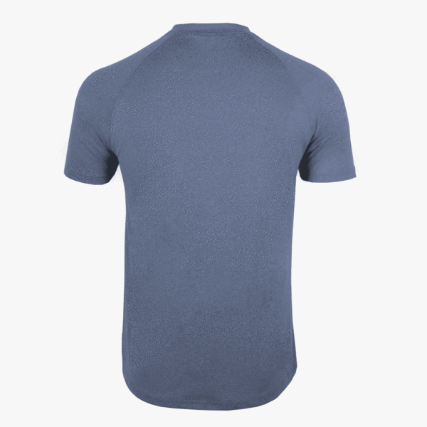 #K124 / Evo Heather Men's Crew Neck Tee