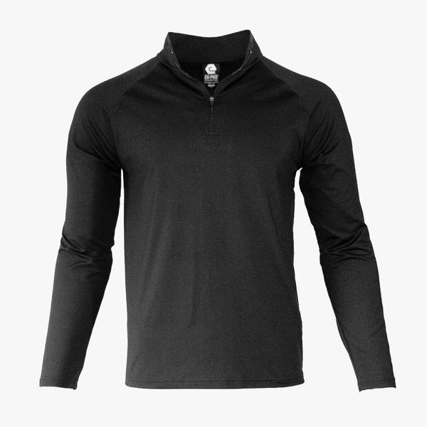 #N218 / Imperial Solid Men's LS 1/4 Zip