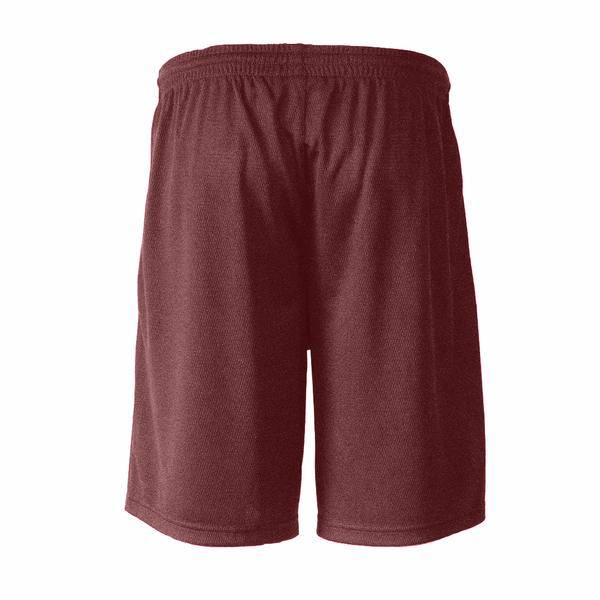 "#P327 / Aero Mesh Men's P.E. Short (9"" Inseam) (EXTRA COLORS)"