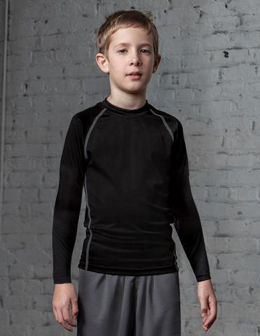 #T126Y / Enduro Flex Youth SS Compression Tee - Coming soon