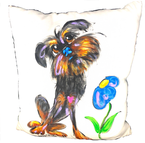 Affenpinscher | Custom Pet Pillows