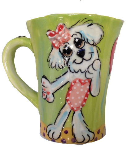 Bichon Dog Mug