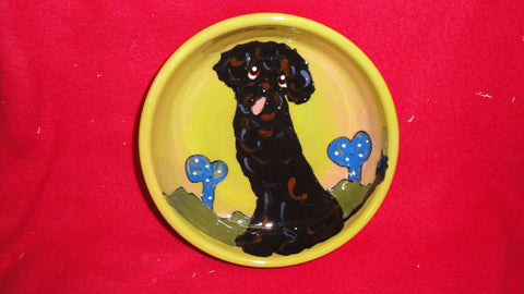 Portuguese Waterdog Pet Bowl