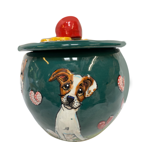 """Beagle Still My Heart Garden"" 