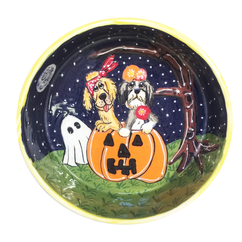Howl-O-Ween | Dog Bowl