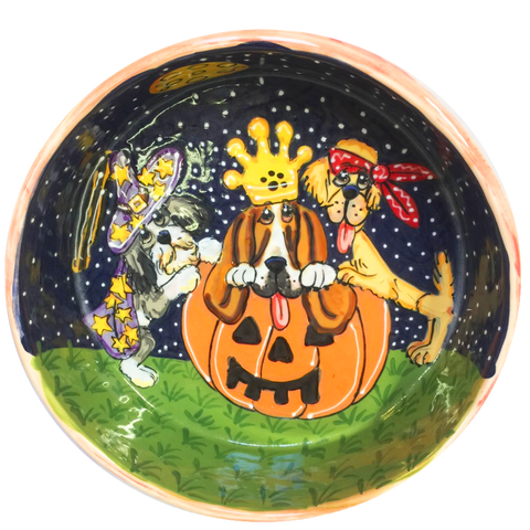 Howl O Ween Palz | Dog Bowl