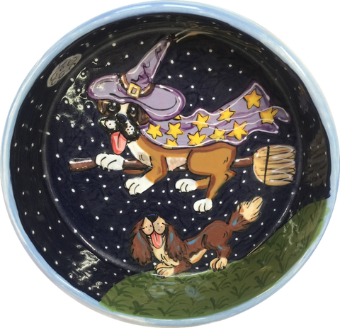 Howl-O-Witch | Dog Bowl