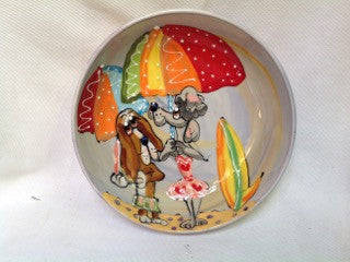 Whimsical Pet Bowl