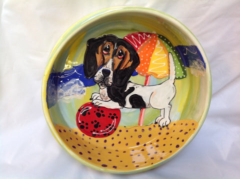Hound Dog Bowl