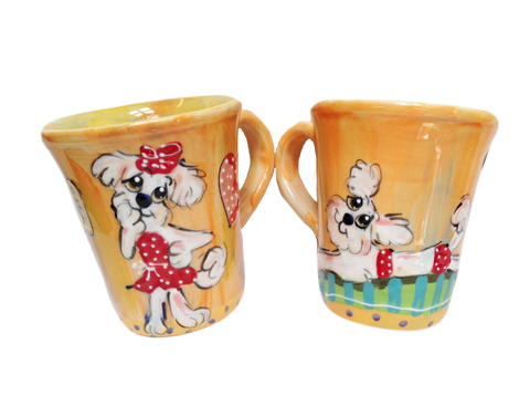 Maltese | Dog Mug Set