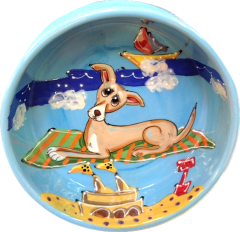 Whippet | Dog Bowl