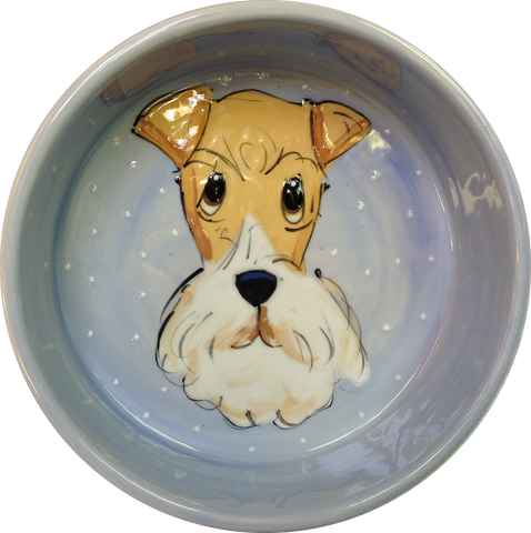 Wire Fox Terrier | Dog Bowl