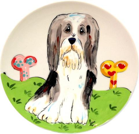 Bearded Collie | Dog Show Trophy