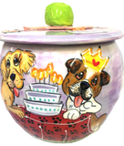 Golden Retriever | Treat Jar