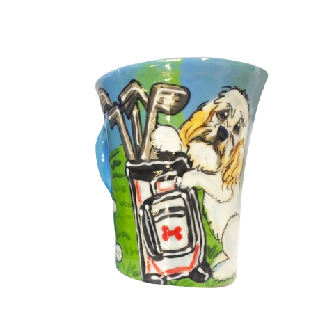 Golf Lover | Dog Mug