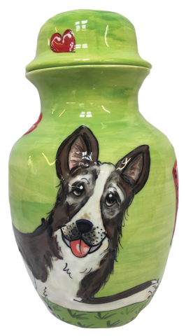 extra large pet urn