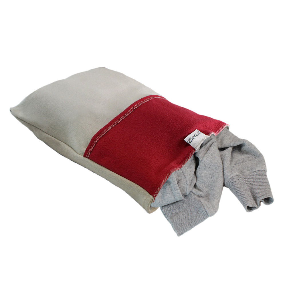 Nomad Travel Pillow Case by Mntn & Moon camping pillow