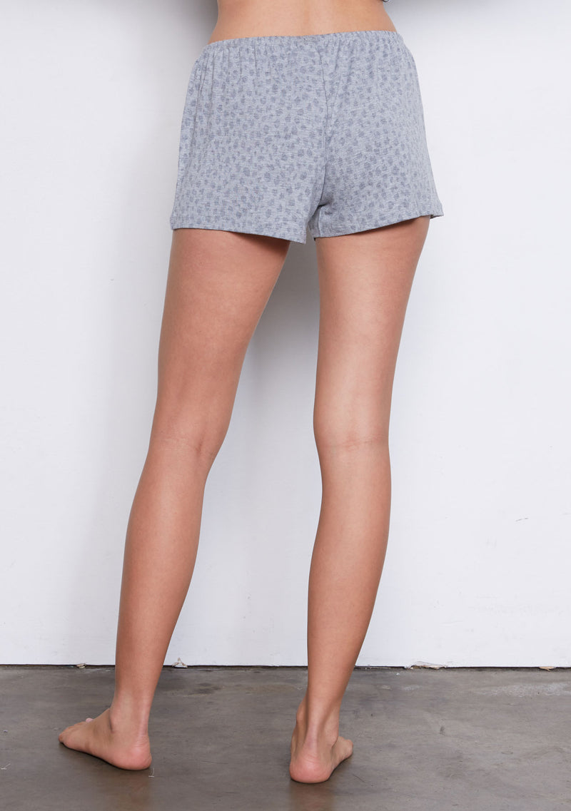 Jill Burnout Short Set