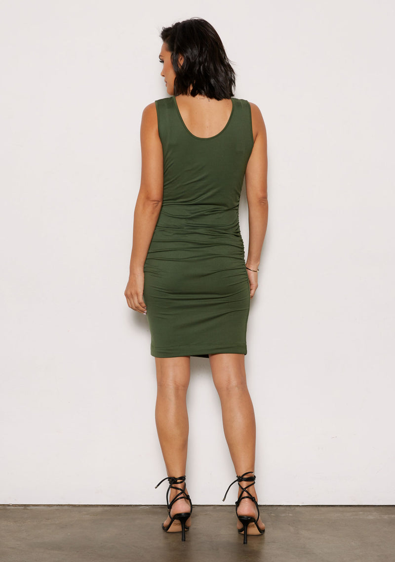 Bump Reversible Maternity Tank Dress