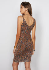 WARM LEOPARD W/ BLACK