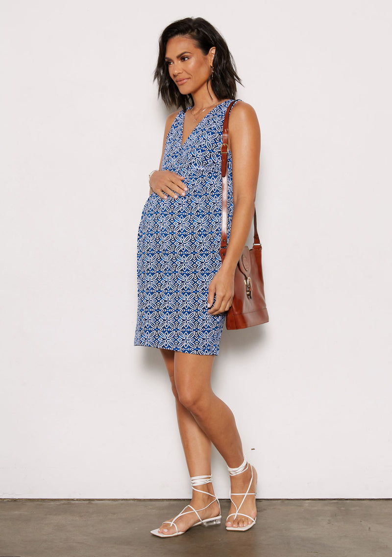 Loren Maternity Dress