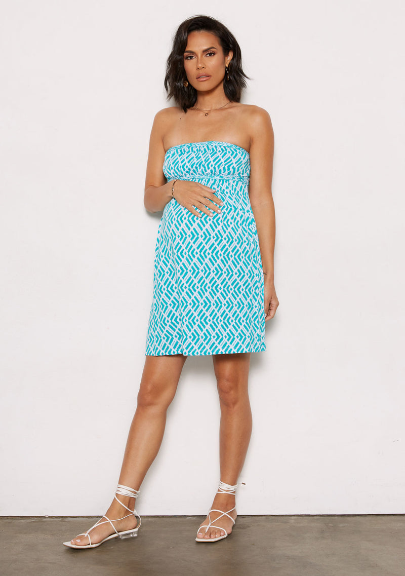 Grazela Maternity Dress