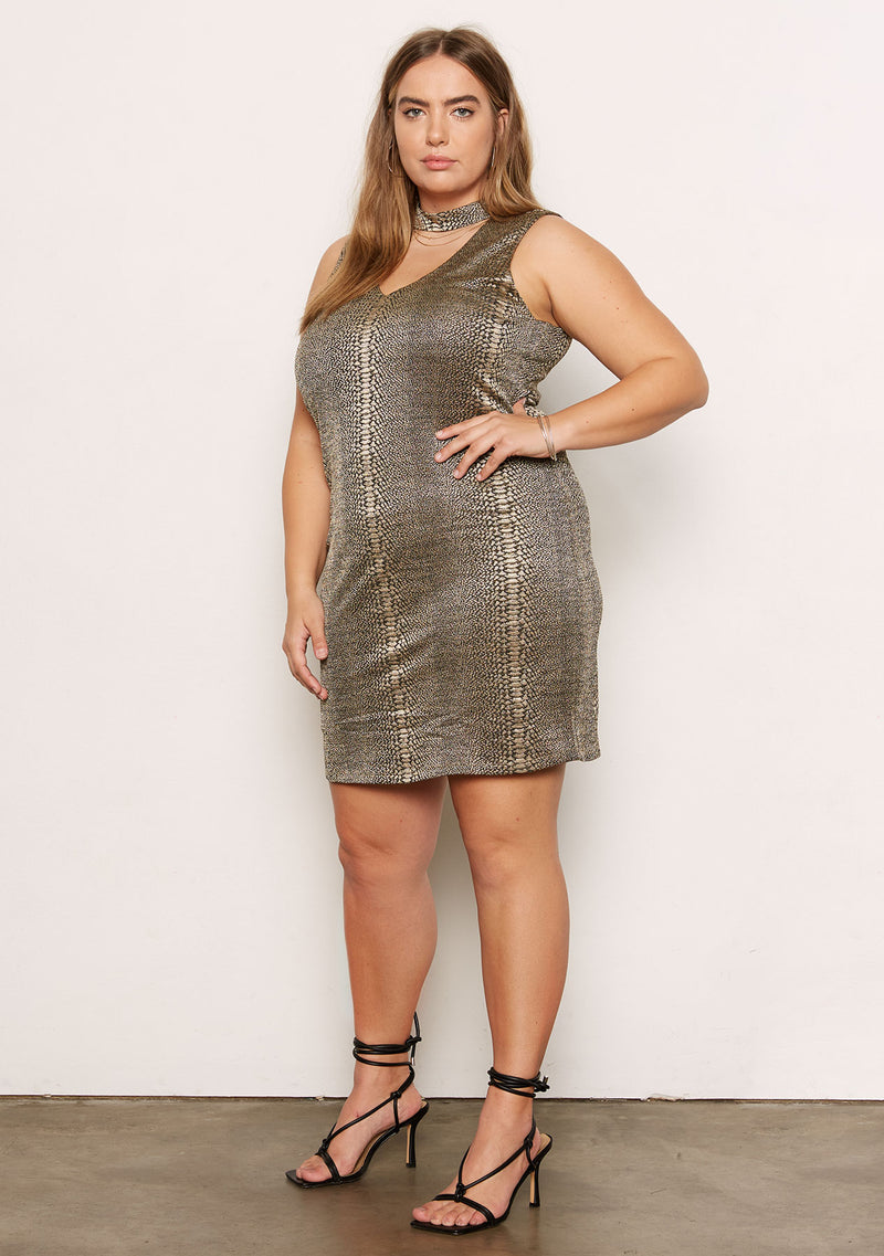 Davon Plus Dress