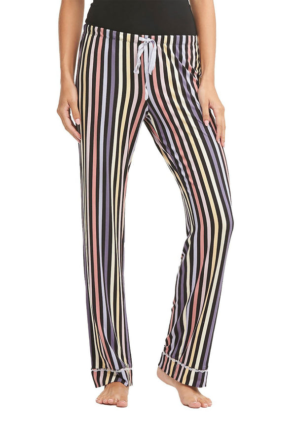 Goldie Pant in MULTI STRIPE