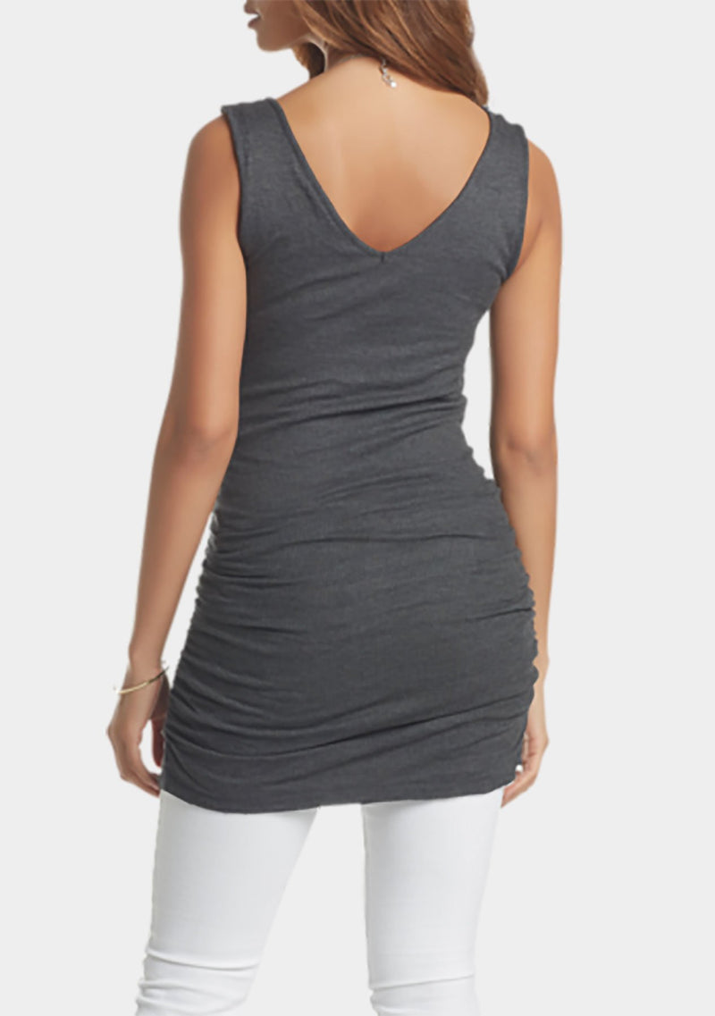 Bump Reversible Maternity Tank