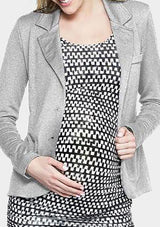 Essential Maternity Blazer