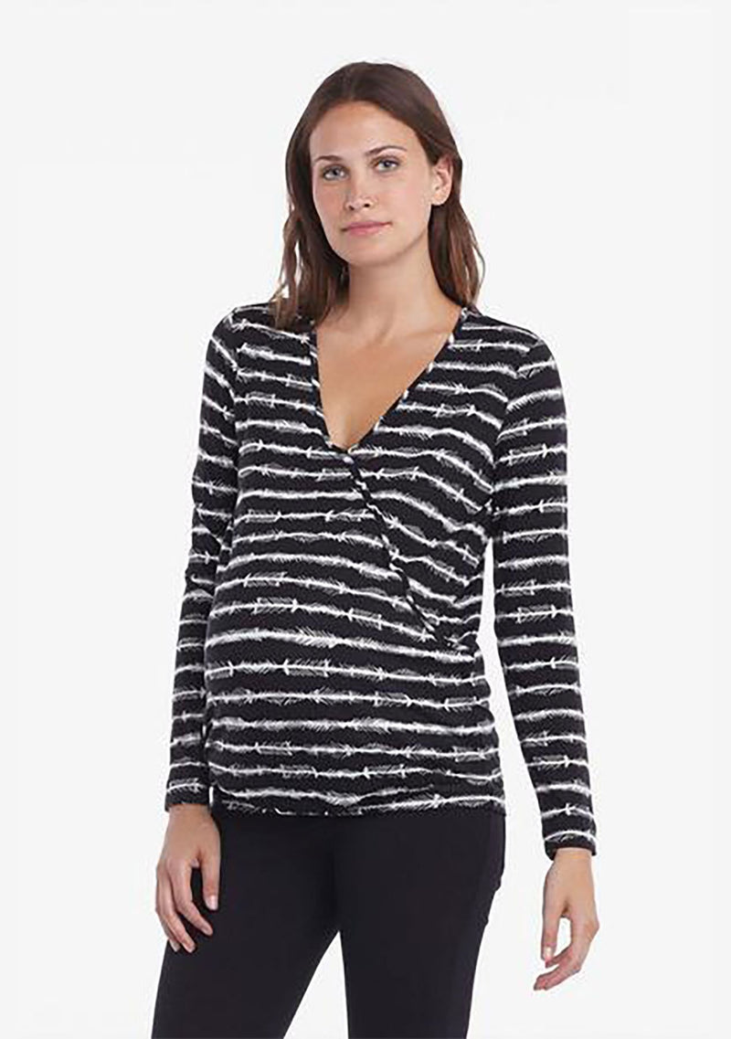 Charlize Maternity Top - FINAL SALE